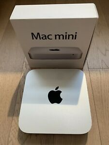 Apple Mac Mini (Late 2012) 2.6GHz Quad Core i7 16GB RAM 1TB SSD
