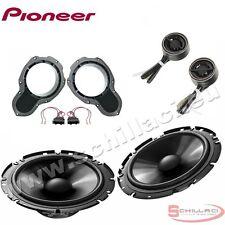 Haut-parleurs enceintes avant pour PIONEER Volkswagen VW Passat CC 08-12 avec ad