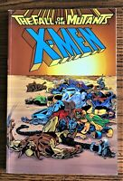 MARVEL X-MEN: FALL OF THE MUNTANTS TP NEAR MINT