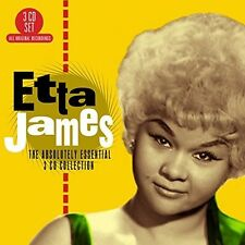 Absolutely Essential 3cd Collection - Etta James (2017, CD NEUF)