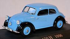 Mercedes Benz 170 H W28 - 1936-39 Blue 1:43