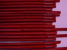 1lb Devardi Glass Rods Lampwork COE 104 Op Dark Burgundy