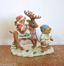 Cherished Teddies Sven and Liv 272159 All Paths Lead To Kindness & Friendship 29