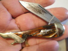 Rough Rider Leg Painted Desert Pocket Knife 100Vss
