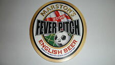 Marston's Fever Pitch English Beer Pump Clip