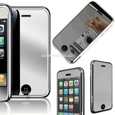 5X Mirror Lcd Screen Protector For i Phone 3G & 3GS - UK