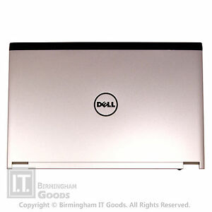 DELL VOSTRO V131 SILVER TOP COVER LID with Wires 074MJD 74MJD Or POVMJ
