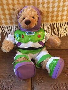 Build A Bear Buzzlight Year Teddy