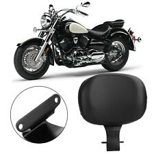 Motorcycle Driver Rider Backrest For Yamaha V Star 1100 XVS 1100 Drag Star