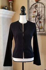 White House Black Market blazer jacket long sleeve top shirt floral print sz XS