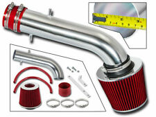 Short Ram Air Intake Kit + RED Filter for 95-02 Accord 2.7L 3.0L V6 LX EX EX-R