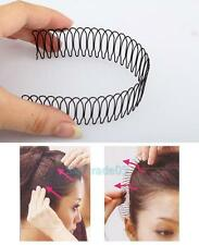 New Pro Fashion Women Hair Styling Comb Tools Curve Clip Pin Invisible Hair Comb