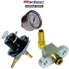 Sytec Regulador de presión combustible Kit + Calibrador Mazda Rx7 Doble Turbo