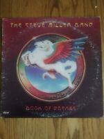 THE STEVE MILLER BAND - BOOK OF DREAMS - CAPITOL RECORDS LP - (G/VG)