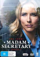 Madam Secretary - Season 4 : NEW DVD