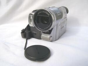 Panasonic NV-GS70EN.3CCD.MiniDV digital. Focus Ring. AV-in,DV-in.VGC.1 yr. Wrnty