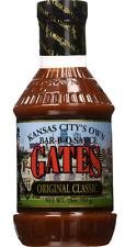 Kansas City's Own Gates Original Classic BBQ Sauce Barbeque