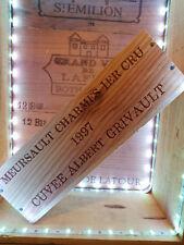 MEURSAULT CHARMES 1ER CRU HOSPICES DE BEAUNE **1997** CUVEE ALBERT GRIVAULT