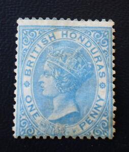 QV 1d Blue Mint/Unused. Wmk CC.