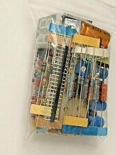 Electronics Component Bag-O-Parts Mixed Bag Lot Caps Resistors Led Diy Sale New!