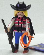 COWBOY Playmobil FIGURES 6 BOYS 5458 zu Western Ranch Farm Waffen Indianer 445
