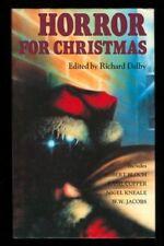 Horror for Christmas,Richard Dalby- 9781860191428