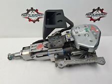 AUDI A6 C6 COMPLETE STEERING COLUMN WITH ELECTRIC LOCK MODULE 4F0905852B