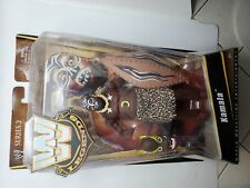 2010 NIB WWF WWE W Legends KAMALA Collector's Action Figure Series 2
