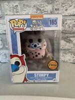 Ren & Stimpy - STIMPY Chase Limited Edition Pop! Vinyl Funko 165 Rare BNIB