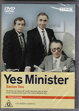 Yes Minister - Series Two - DVD (Brand New Sealed Region 4)