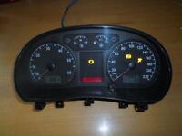 VW GOLF 4 Tacho Kombiinstrument 1J0919860D 121386Tkm