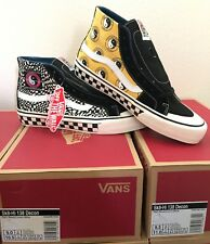 a2b797d9c4 VANS Sk8-Hi 138 Decon T C Blk Wht Sz. 10 Vault Wtaps Syndicate