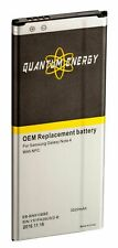 QUANTUM ENERGY 3220mAh Battery for Samsung Galaxy Note 4, 3 Year Warranty