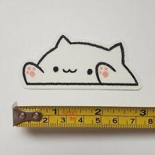 Bongo Cat Cute Car Window Bumper Laptop Wall Truck Vinyl Decal Sticker