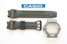 CASIO G-Shock G-9200ER-3 Original Dark & Light Green BAND & BEZEL Combo G-9200