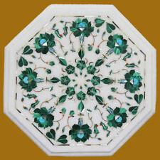 Marble Coffee Table Pietra dura Art Handmade Craft Home Decor Gift