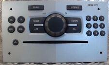 Autoradio CD 30 gris opel corsa D