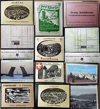 Kleinfotos/Ansichtsk.:Ahrtal-Rhein-Freudenstadt-Hagen-Leningrad-Luxemburg-Luzern