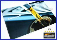 Original BMW Serviceheft + Aufkleber 3er X3 Z4 5er X5    E39 E53 E85 E83