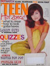 TIFFANI AMBER THIESSEN June 1996 TEEN Magazine