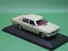 Opel el almirante 1959 beige Minichamps 1:43 430046064 modelo vehículo maqueta de coche