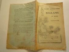 N° 1-2 YENE HEURE 1950 ESCOLE GASTOU FEBUS RECLAMS DE BIARN E GASCOUGNE