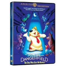 ROVER DANGERFIELD. (1991) Animated. Region free. New & sealed DVD.