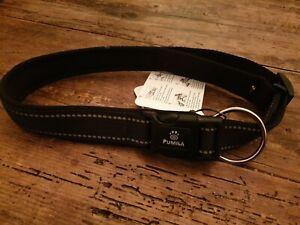 XL Black PUMILA Dog Collar
