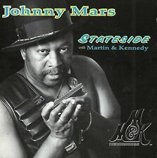 Johnny Mars - Stateside with Martin & Kennedy - 12 track CD - 1994 - USA release