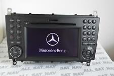 Mercedes APS Comand NTG2.5 W203 C Class CLC Coupe Sat Nav Single W463 G HDD V14