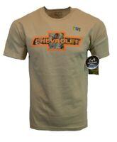 REALTREE Mens T Shirt M XL XXL American Chevy Car Logo Hunting Deer Camo NEW