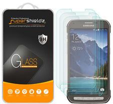 3X Supershieldz Samsung Galaxy S5 Active Tempered Glass Screen Protector Saver