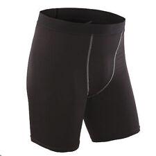 Hombre Shorts de compresión Capa Base Pantalones Ejercicio Ajustado DEPORTE