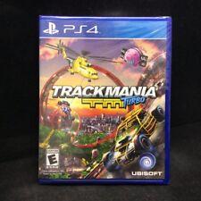 TrackMania Turbo (Sony PlayStation 4, 2016) BRAND NEW / Region Free